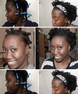 The Art of Styling Old Hair- Natural Hair Routines