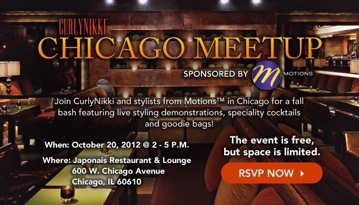 CurlyNikki Does Chicago! (UPDATES!)
