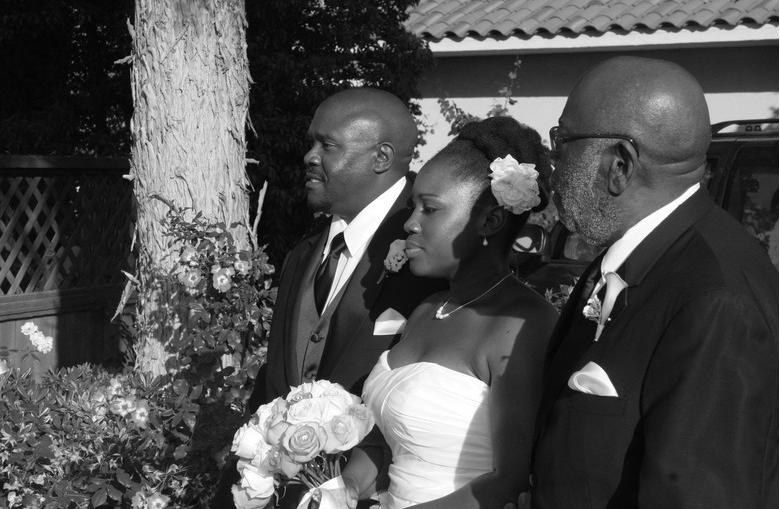 A Natural Wedding Story- Eliss C.