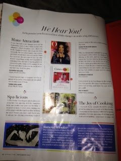 Oprah Magazine Shouts Out CurlyNikki.com
