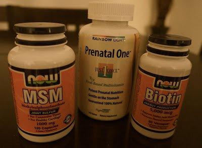 Healthy Hair Starts Within- My Vitamin Regimen