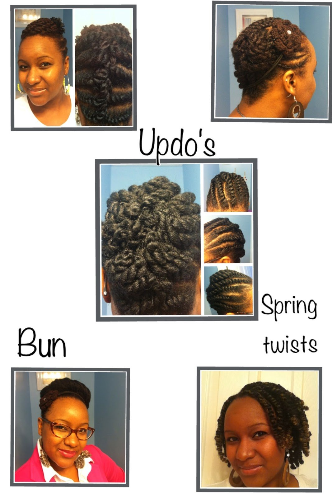 Got Happy Ends?- Natural Hair Length Retention