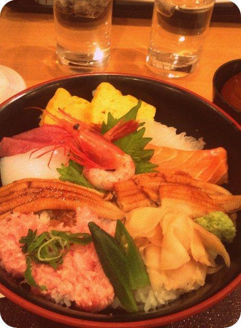 Strange Eats, 8 A.M. Parties & Naturals in Tokyo