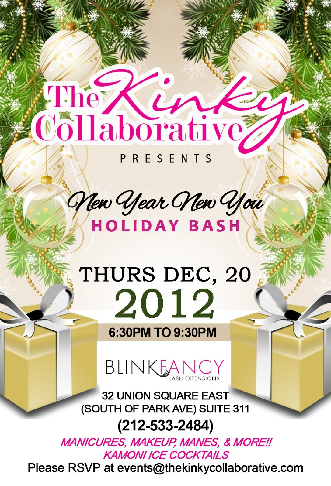 The Kinky Collaborative- NYC Event