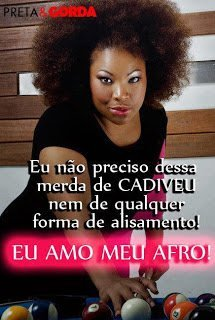 """Race & Hair in Brazil: """"No Cadiveu, Yes Natural"""""""