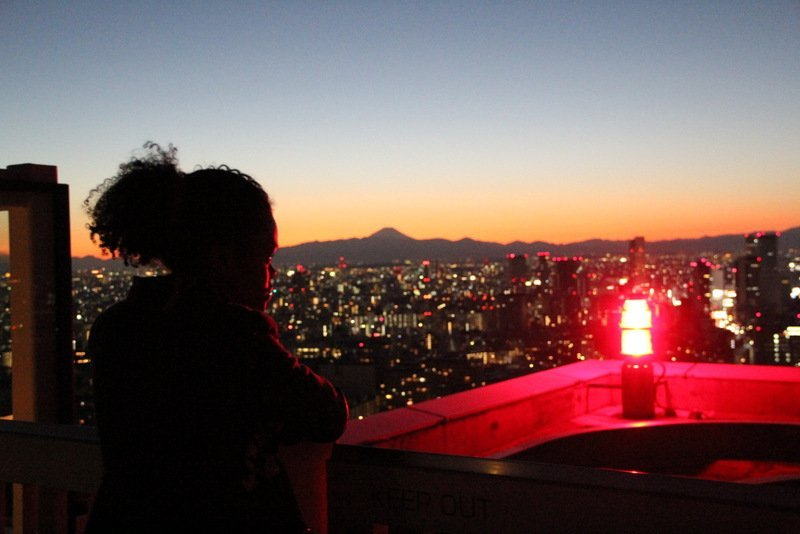 Tokyo Turnt Up- My New Year's Eve in Pictures