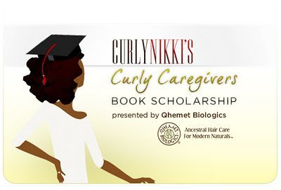 Meet The Curly Caregiver Scholars (& a Giveaway)