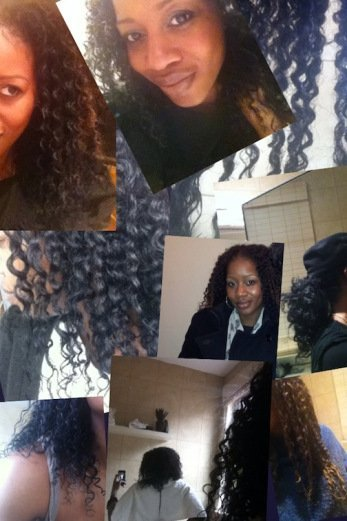 Natural in London: Sharron's HairStory