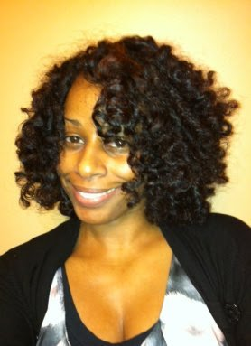 Shelli's Curly Fro- Natural Hair Styles