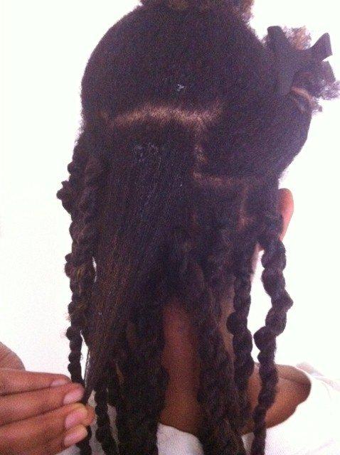 Bee's Marley Twist Tutorial- Natural Hair Styles