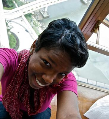Caribbean Meets CurlyNikki: Monique Kennedy