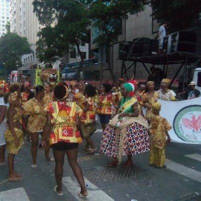 #TeamNatural at Carnival 2013- Rio de Janeiro