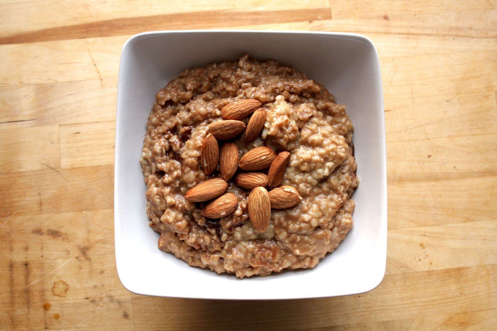 Let's Cook: Chocolate & Peanut Butter Oatmeal