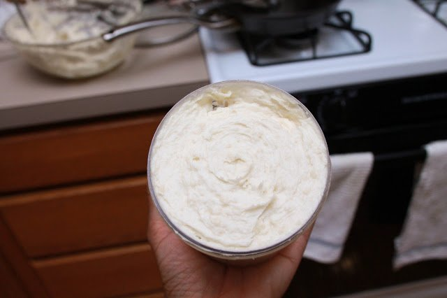 Peppermint Hair & Body Pudding- Natural Hair Care
