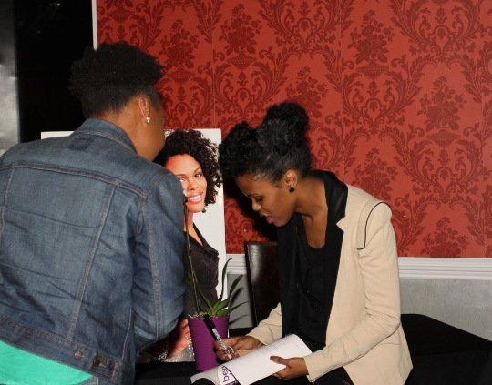 My SheaMoisture Sponsored #BTGH Book Tour