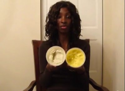 Shea Butter v. African Butter- Natural Hair Care