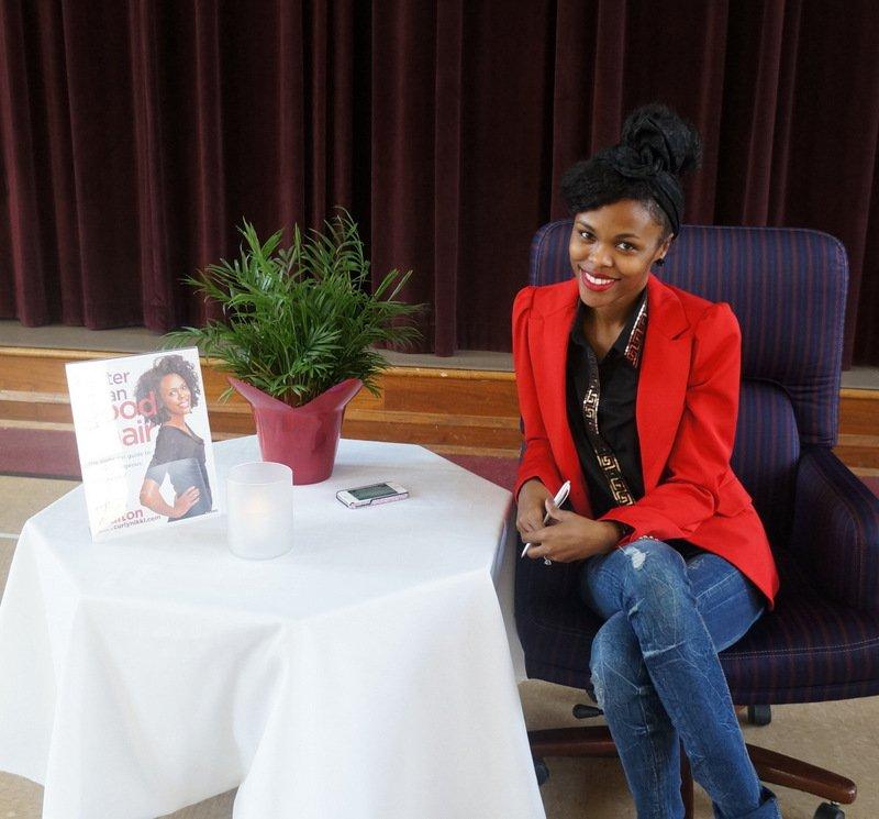 My Visit to Girls Inc. of St. Louis! #BTGH