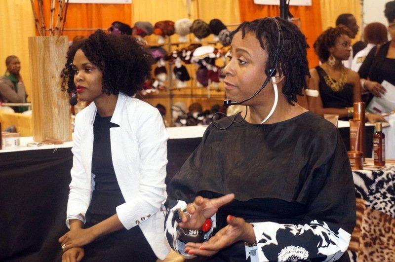 Natural Hair & Clean Living- World Natural Hair Show