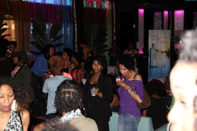 ATL Curlies, Turnt Up! Dark and Lovely Curl Power!