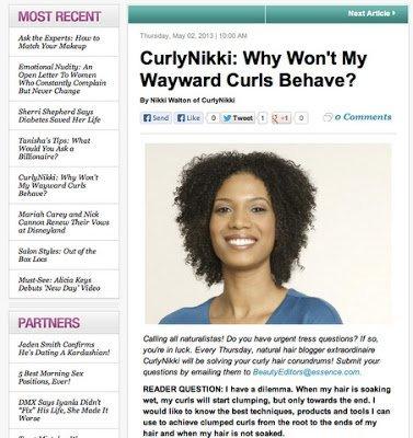ASK CN: Why Won't My Wayward Curls Behave?!