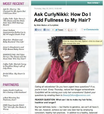 Ask CN: How Do I Add Fullness to My Natural Hair?