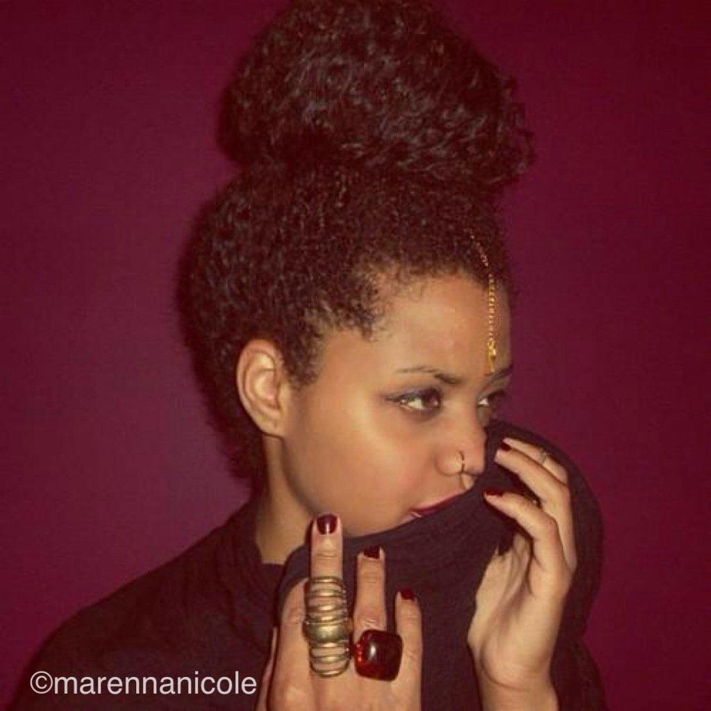 MarennaNicole is Naturall Glamorous!