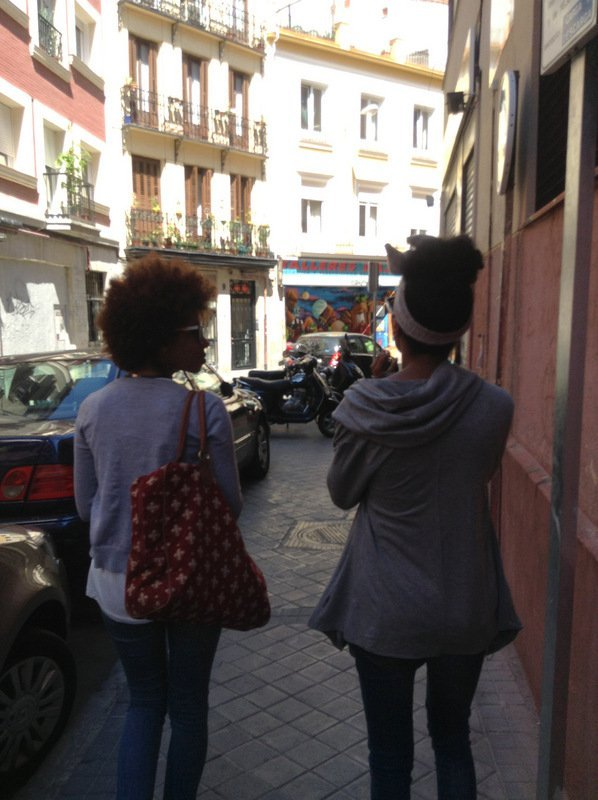 The View From Spain- The Shenanigans.