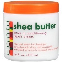 I Revisited Cantu Shea Butter Leave-In.