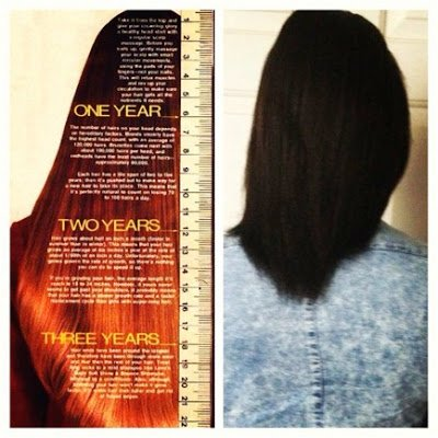 Tuesday Inspiration: 2 Years of Natural Hair Growth