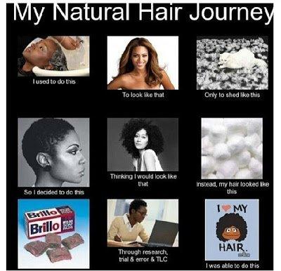 Dark Girls & Nappy Hair: Nuances of Self-Hate?