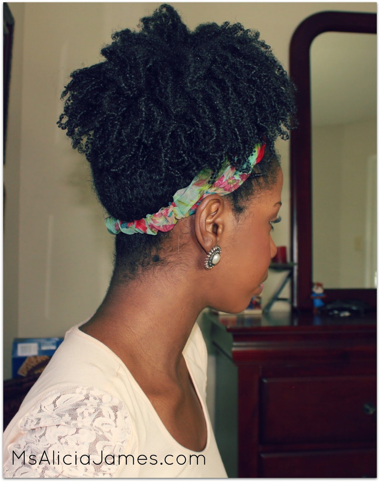 The 7 Day Wash and Go- Natural Hair Care Tips