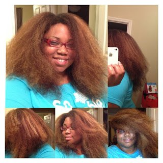 Nikkibcurly is Naturally Glam!
