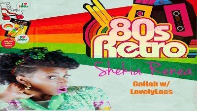 80s Retro Pinup- Natural Hair Styles!