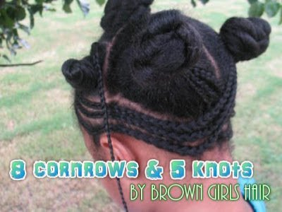 Curly Kids- Long and Healthy Natural Hair with Protective Styling