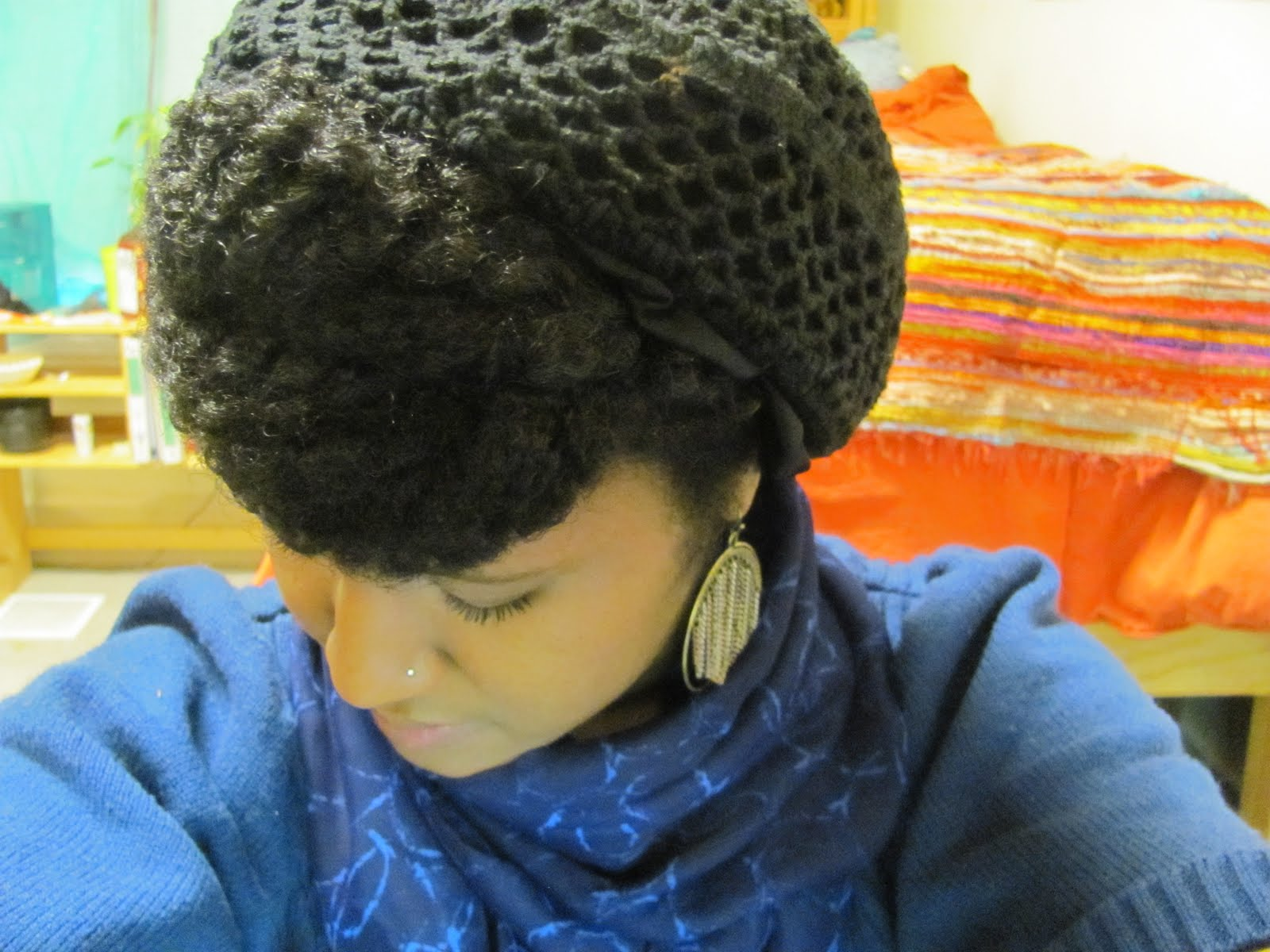 Long Lasting Natural Hair Styles- A Routine for the Time Challenged