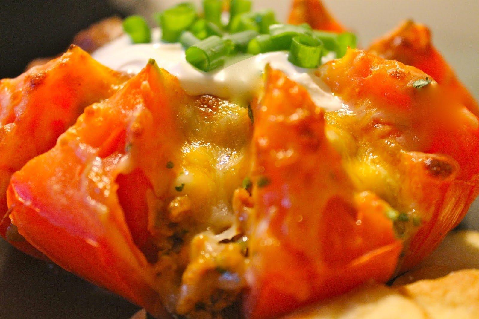 Let's Cook: Oven-Roasted Tomato Burrito