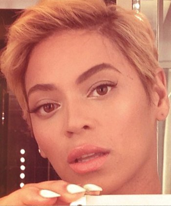 Bow Down to Beyonce's Pixie Cut