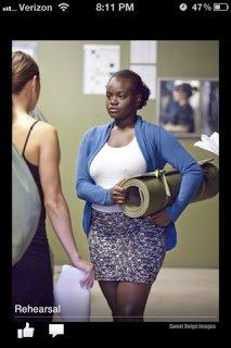 Shoniqua Shandai is Naturally Glam!