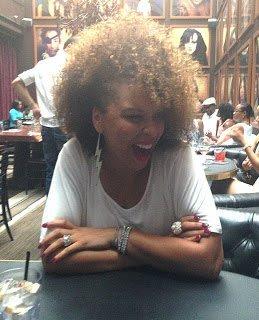 Kamilah is Naturally Glam!