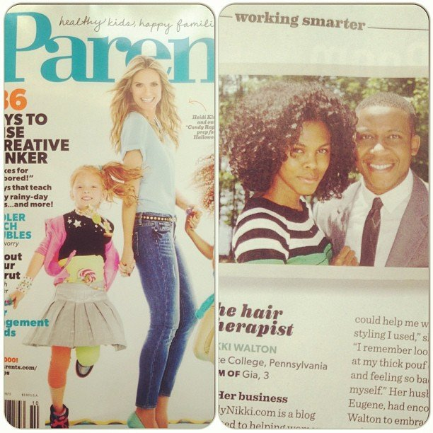 Parents Magazine Feature- Turning Your Passion Into a Career!