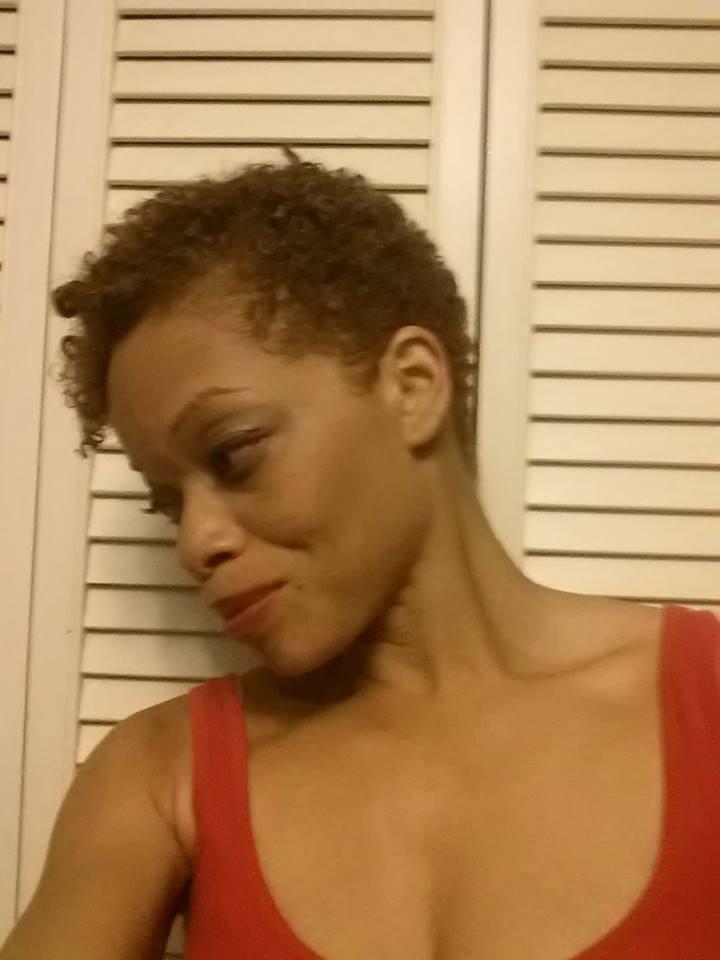 Again With the Cutting!- Natural Hair Big Chop #3