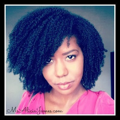 Exercise Routines and Natural Hair- A Fast Drying Wash & Go