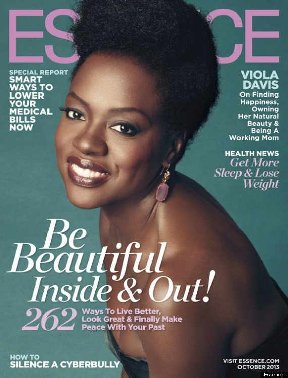 Viola Davis: 'I Took My Wig Off Because I No Longer Wanted to Apologize for Who I Am'