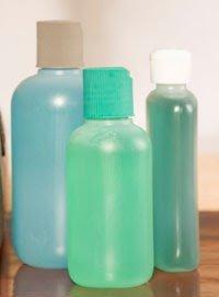 Handling Homemade Natural Hair Products