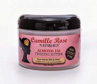 The Community Review- Camille Rose Naturals Almond Jai Twisting Butter
