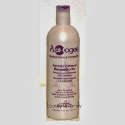 The Community Review- Aphogee Keratin 2 Minute Reconstructor