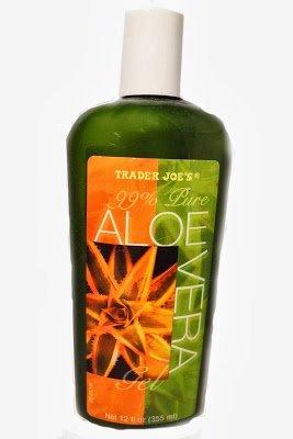 The Community Review- Trader Joe's Aloe Vera Gel