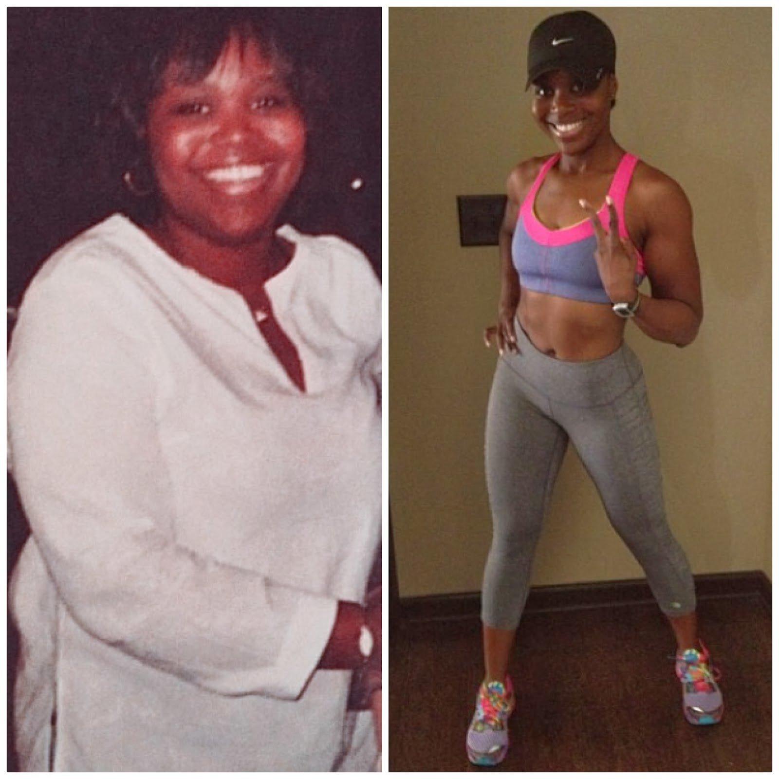 LaChristin's Fitness Journey!