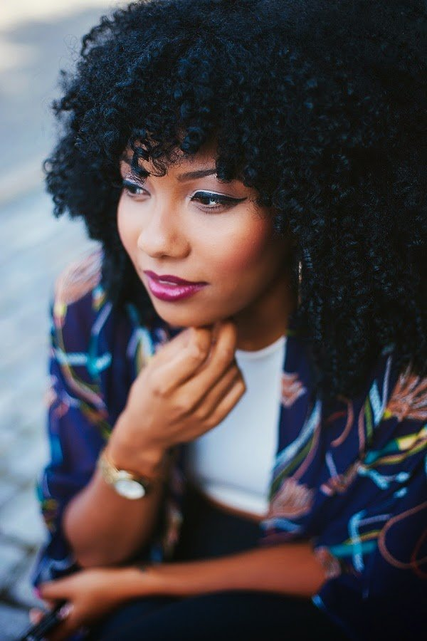 5 Tips to Get Long, Healthy, Gorgeous Natural Hair!