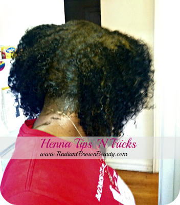 Henna Tips and Tricks for Natural Hair
